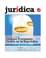 Códigos Procesales Civiles en la República - jorge andujar