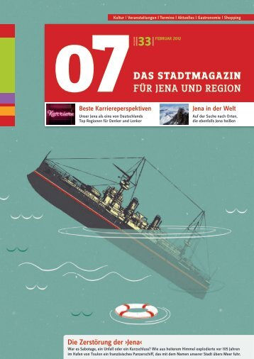 Ausgabe 33 - 07 Das Stadtmagazin . BLOG
