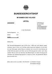 VIII ZR 307/07 - Rechtsanwalt-spoeth.de