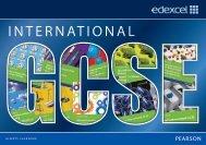 InternatIonal - Pearson Global Schools