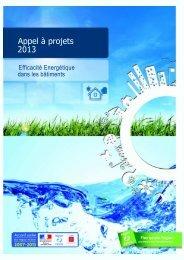 Brochure du concours - Énergies-Centre - Région Centre