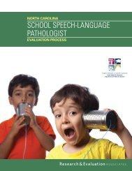 SCHOOL SPEECH-LANGUAGE PATHOLOGIST - Thismeeting