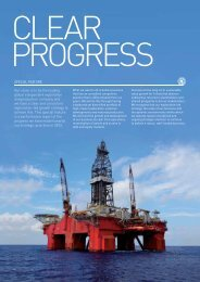Special feature: Clear progress PDF (2.73MB) - Tullow Oil plc