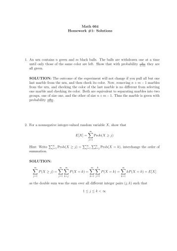 Conditional Probability Homework Solutions 1 Because Of Air