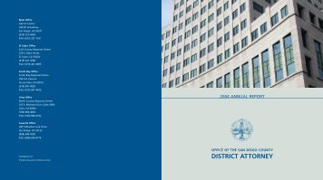 Annual Report 2004 - San Diego Health Reports and Documents