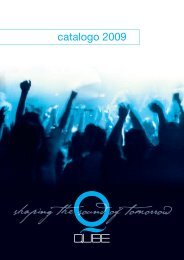 catalogo 2009 - FBT