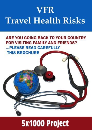 VFR Travel Health Risks - Inmp