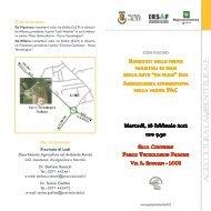 Programma - Provincia di Lodi