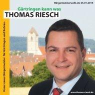 THOMAS RIESCH