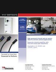 Sensor Controller Brochure - TR Electronic