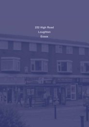 252 High Road Loughton Essex - DBA Properties