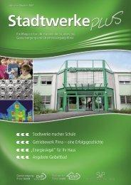 Getriebewerk Pirna - Stadtwerke Pirna GmbH