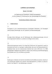 Leitlinien zur Düsseldorfer Tabelle - Oberlandesgericht Düsseldorf