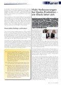 Versicherungskurier September 2011 - Alexander Tumik ... - Seite 3