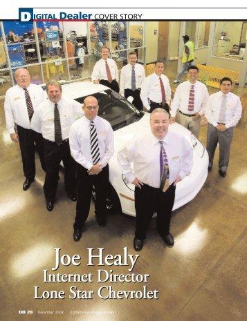 Joe Healy Joe Healy - IMN