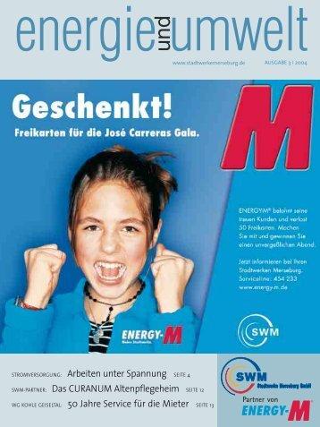 Merseburg 01 KL erl - Stadtwerke Merseburg