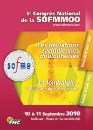 Programme - sofmmoo