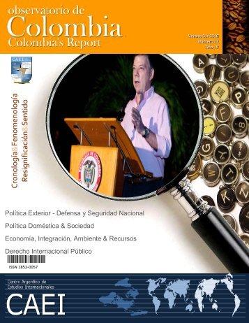 Observatorio de Colombia 12 - CAEI