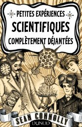 petites expériences scientifiques complètement déjantées ... - Dunod
