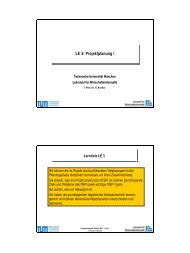 PM_SS05_LE03.pdf - Lehrstuhl für Wirtschaftsinformatik