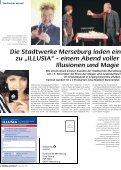 Ausbildung bei den Stadtwerken? Die ... - Stadtwerke Merseburg - Seite 4