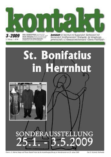 Ausgabe 03 (05.02.2009) PDF - Herrnhut