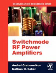 Switchmode RF Power Amplifiers - IK4HDQ