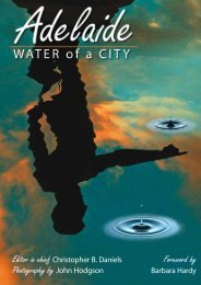 Adelaide: water of a city - Wakefield Press