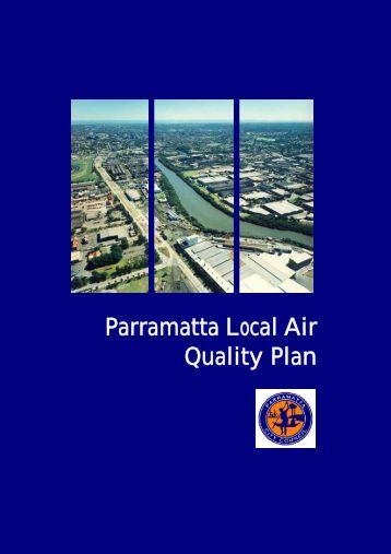 Parramatta Local Air Quality Plan - Parramatta City Council - NSW ...