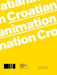 Croatian Animation Catalogue 2009 | 2010 - HAVC