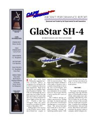GlaStar SH-4 - CAFE Foundation