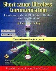 Short-range Wireless Communication - FREE ... - Private Line