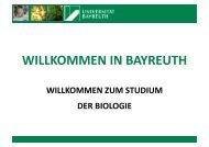 pdf-Datei - Biologie - Universität Bayreuth