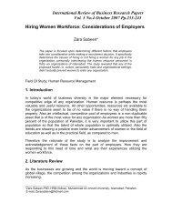 Hiring Women Workforce: Considerations of Employers