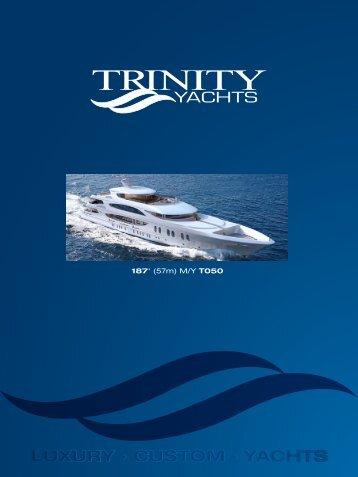 Brochure - Trinity Yachts