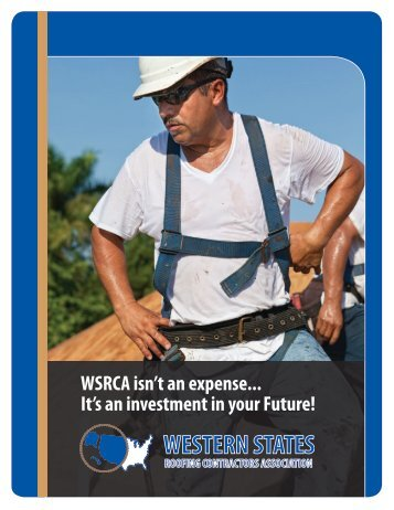 to download more information on WSRCA membership!