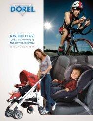A WORLD CLASS - Dorel Industries