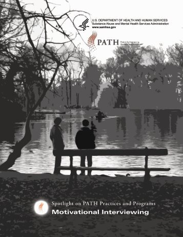 Spotlight on PATH Programs and Practices: Motivational Interviewing
