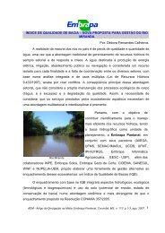 ADM113 - Embrapa Pantanal