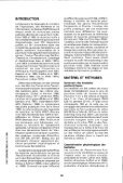 Comparaison de techniques d'identification des Erwinia et des ... - Page 3