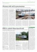 Container braucht das Hinterland - Verkehr - Page 6