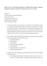 Referat - Dansk Selskab for Klinisk Etik