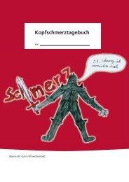 Kopfschmerztagebuch - Deutsches Kinderschmerzzentrum