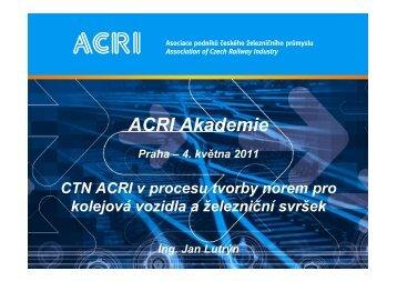 TNK 141 - ACRI