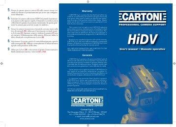 Manuale - Cartoni