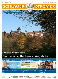 Ein Herbst voller bunter Angebote - Stadtwerke St. Wendel