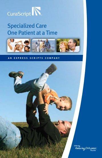 ESI Specialty Patient Brochure - Benefits Online