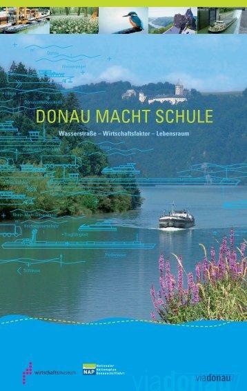 DONAU MACHT SCHULE - donauschifffahrt.info