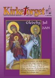 Gledelig Jul 2001