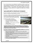 Lait Canadien de qualité - Centre canadien d'information laitière - Page 7
